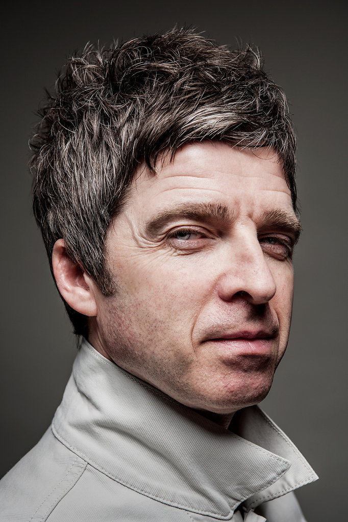 Noel Gallagher, London